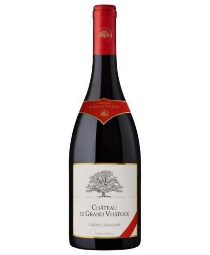Chateau Le Grand Vostock Cabernet Sauvignon dry red 2019