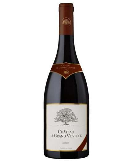 Chateau Le Grand Vostock Merlot dry red 2019