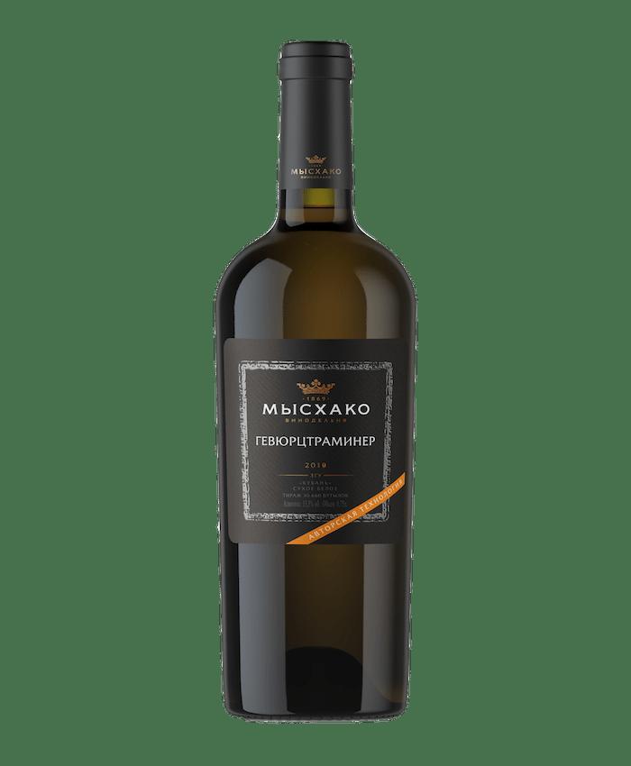 Myskhako Gewurztraminer dry white 2019