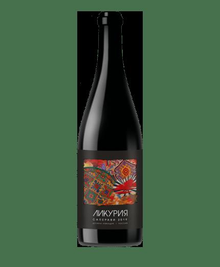 Likuria Saperavi dry red 2019
