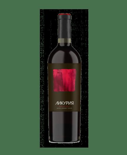 Likuria Merlot dry red 2018
