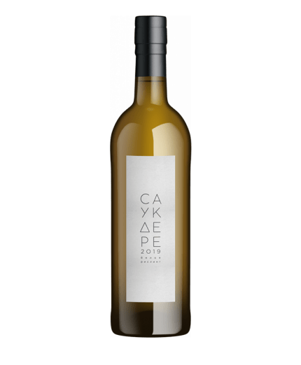 Sauk-Dere Riesling dry white 2019