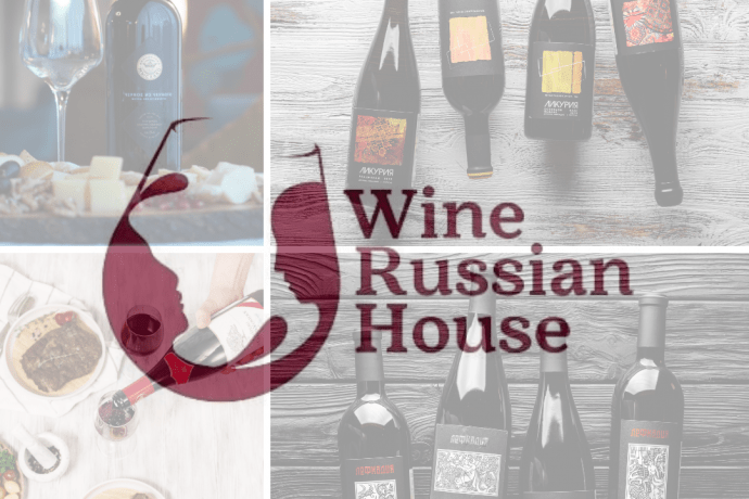 The wines that made it. The secrets of our selection.Wine Russian House