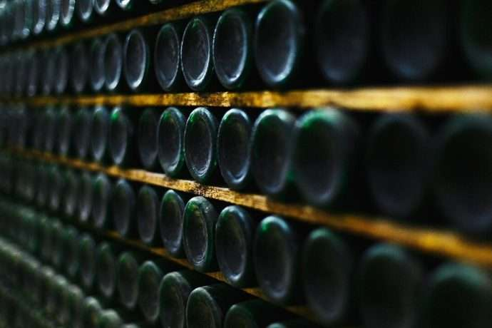 How to store wineWine Russian House