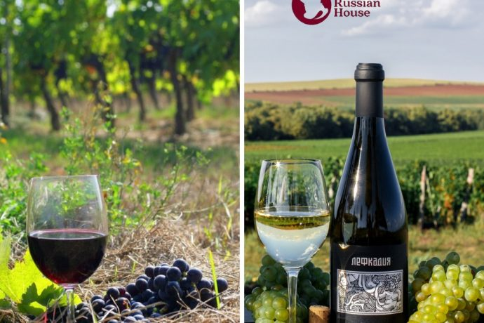 The Secrets That Grapes Can TellWine Russian House