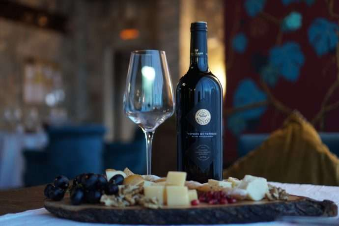 Myskhako Black from Black – discover red wine with character!Wine Russian House